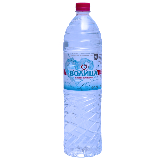 Минерална вода Водица 1.5л.