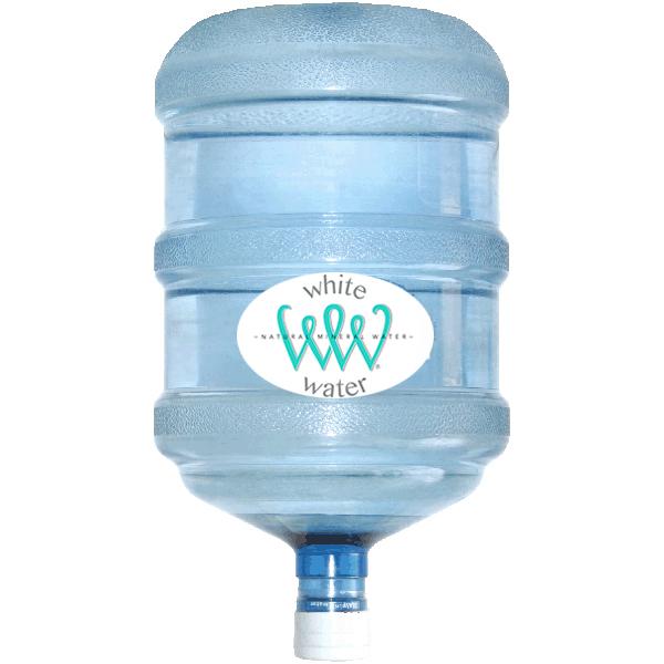 Минерална вода Бяла вода 19л.