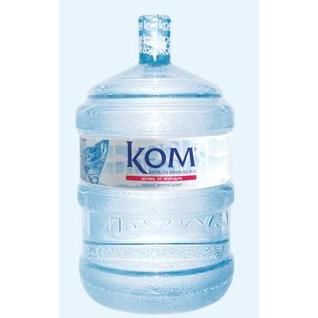 Минерална вода КОМ 19л.