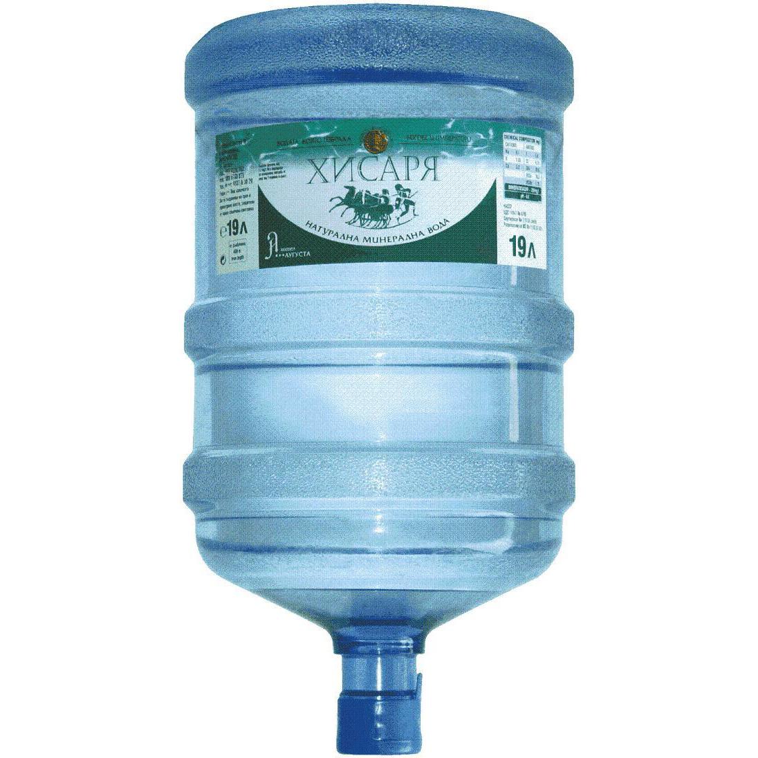 Минерална вода Хисаря 19.7л