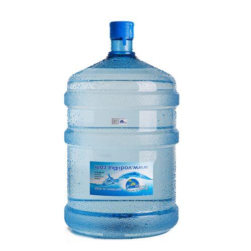 Поликарбонатна бутилка 19л.