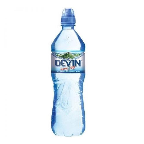 Минерална вода Девин СПОРТ 0.75л.