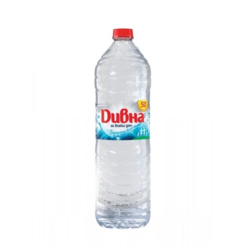 Трапезна вода Дивна 0,5л.