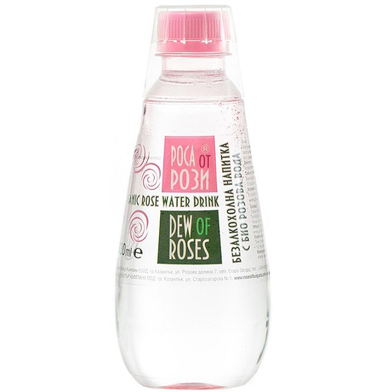 Роса от рози 0.33л.