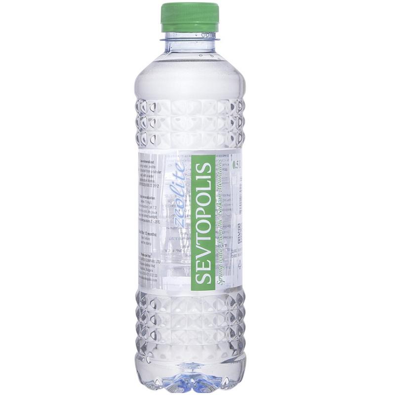 Изворна вода Севтополис 0.5л.