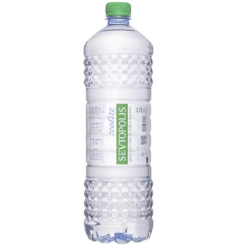Изворна вода Севтополис 1.5л.