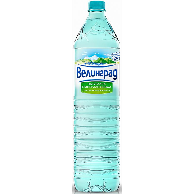 Минерална вода Велинград 1.5л.