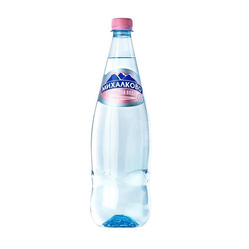 Изворна вода Михалково 1.0л.- PET