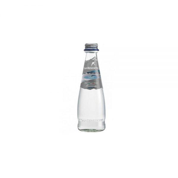 Газирана вода Сан Бенедето / San Benedetto стъклена бутилка – 0.25л.
