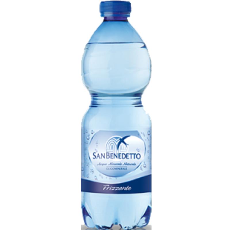 Газирана вода Сан Бенедето / San Benedetto 0.5л.