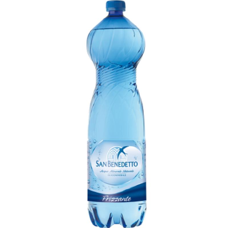 Газирана вода Сан Бенедето / San Benedetto 1.5л.