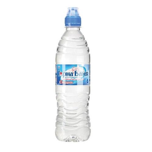 Натурална минерална вода Горна Баня Спорт-PET- 0.750мл.