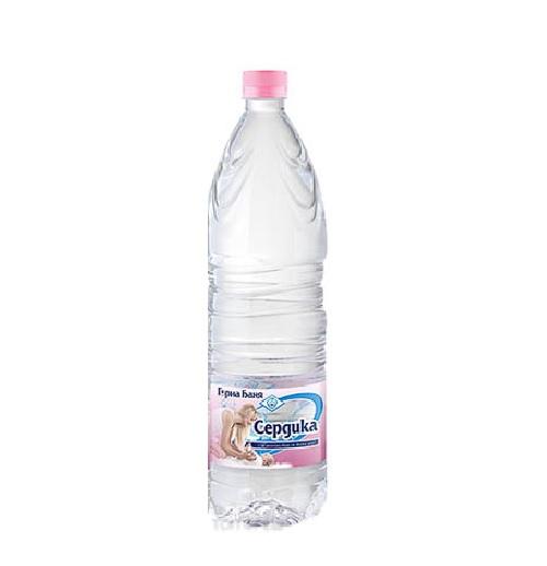 Трапезна вода Сердика 1,5л.